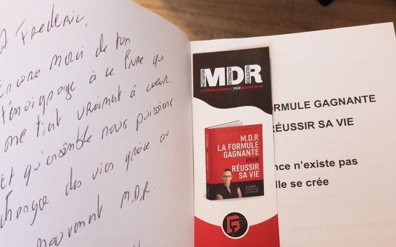 MDR, la formule Gagnante pour réussir sa vie - Le Livre de Biba Pedron 4