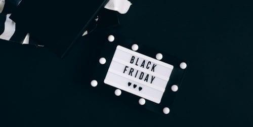 Etes vous prêts pour les promotions du Black Friday... la date du Black Friday en France a été fixée au 27 novembre ! 17