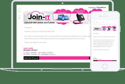 Les 22 meilleurs logiciels pour créer une signature d'email + Modèle signature mail 39