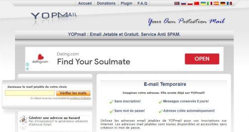 Les 14 meilleurs outils d'email jetable - Email temporaire 9