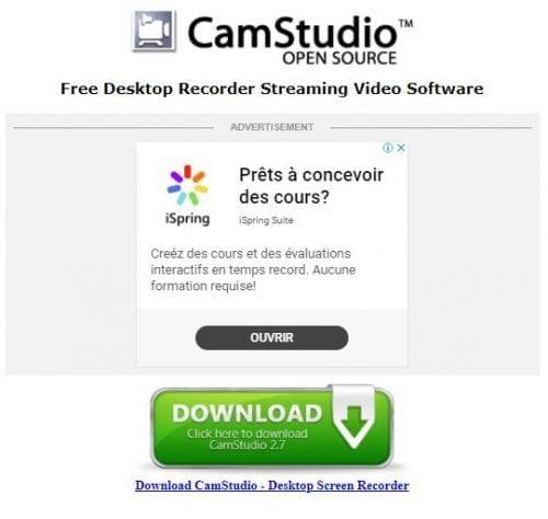 Le top 23 logiciels de screencast gratuits et payants pour faire de la capture d'écran 42