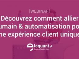 Comment allier Humain & automatisation pour une expérience client unique ? 60