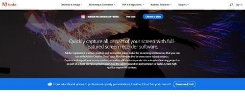 Le top 23 logiciels de screencast gratuits et payants pour faire de la capture d'écran 16
