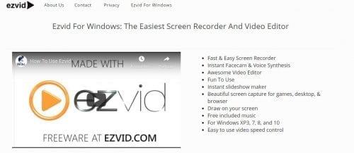 Le top 23 logiciels de screencast gratuits et payants pour faire de la capture d'écran 41