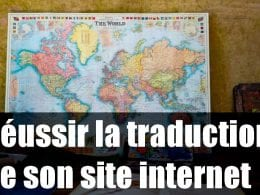 traduction site internet