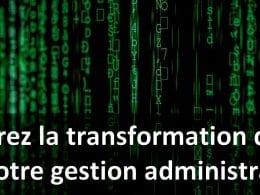 Accélérez la transformation digitale votre entreprise : simplifiez la gestion administrative ! 29