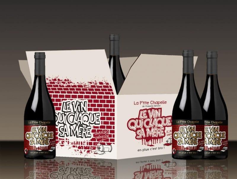 """Marketing viticole : la cuvée """"Test Anticovid"""" permet de réduire l'impact de la crise (à défaut de détecter le corona virus) ! 31"""