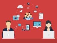 Oubliez votre page contact, un bon prospect n'envoie pas un email : proposez plutôt un rendez vous téléphonique ! 1