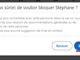 Comment bloquer un contact Linkedin ? Voici comment bloquer une personne, un ex-collègue, son patron, un concurrent...  sur Linkedin 38
