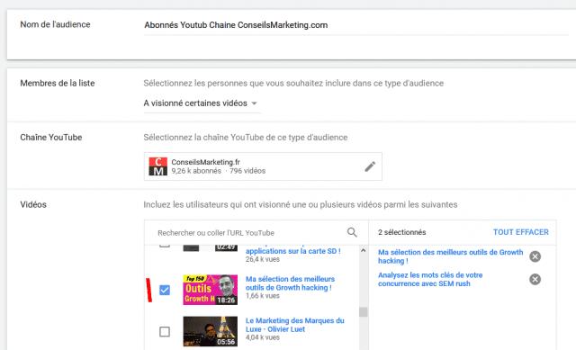 2 campagnes de retargeting Google Ads indispensables pour améliorer la rentabilité de Google Adwords ! 29