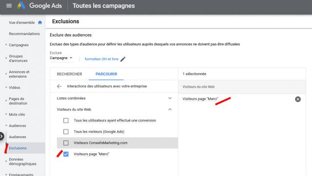 2 campagnes de retargeting Google Ads indispensables pour améliorer la rentabilité de Google Adwords ! 24
