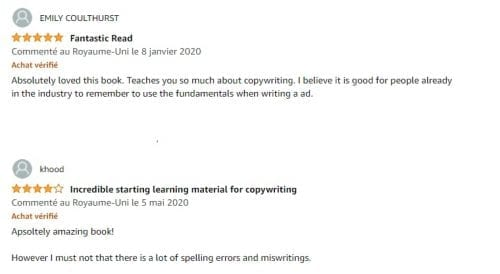 Les meilleurs livres pour apprendre le Copywriting ! 68