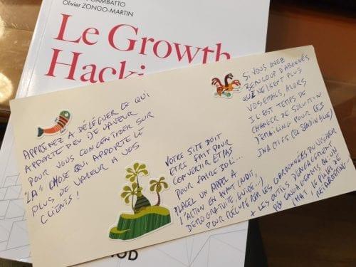Mini formation Growth Hacking : mes conseils pour les acheteurs du livre ! 15