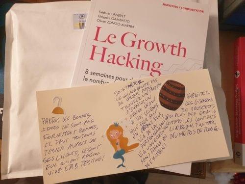 Mini formation Growth Hacking : mes conseils pour les acheteurs du livre ! 12