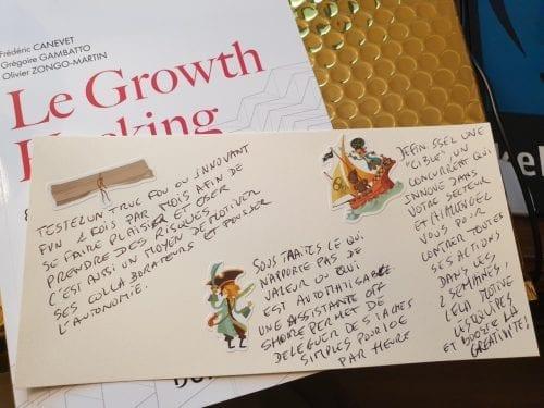 Mini formation Growth Hacking : mes conseils pour les acheteurs du livre ! 13