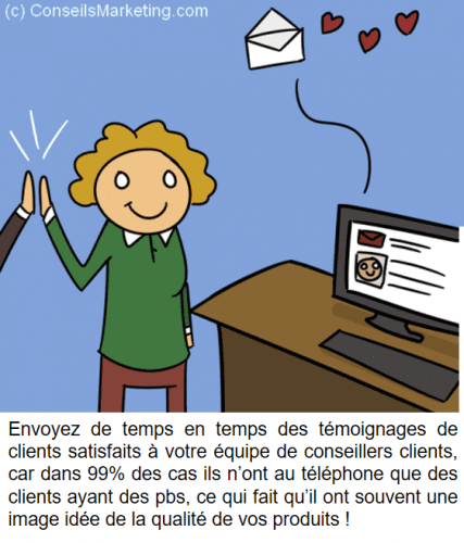 16 conseils pour obtenir plus d'avis clients sur vos produits et services ! 25