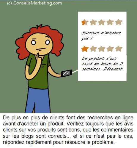 16 conseils pour obtenir plus d'avis clients sur vos produits et services ! 23