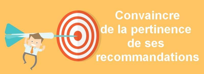 Consultants : soignez le fond et la forme de vos recommandations pour qu'elles soient certes entendues, mais surtout écoutées et acceptées ! 3