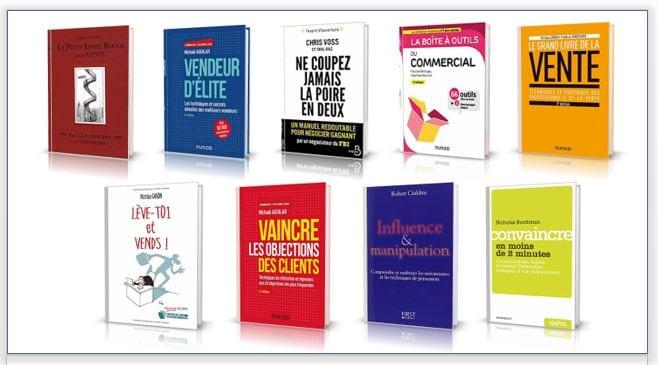 La bibliothèque idéale du commercial : les Meilleurs Livres sur la Vente ! 4