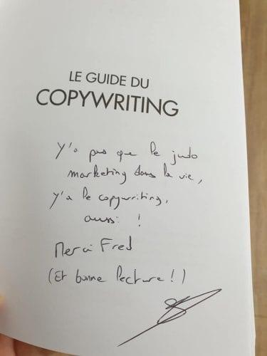 Le Guide du copywriting : les 5 meilleurs conseils de copywriting du livre de Sélim Niederhoffer 25