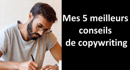 Le Guide du copywriting : les 5 meilleurs conseils de copywriting du livre de Sélim Niederhoffer 6