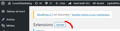 Les plugins Wordpress indispensables ! 5