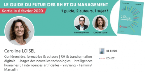 Comment faire évoluer la culture d'entreprise et l'engagement des collaborateurs ? Interview Emmanuel Vivier & Caroline Loisel auteurs du Guide du futur RH et du Management 6