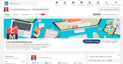 Utilisez les Hashtags LinkedIn pour être plus visible sur Linkedin ! 30