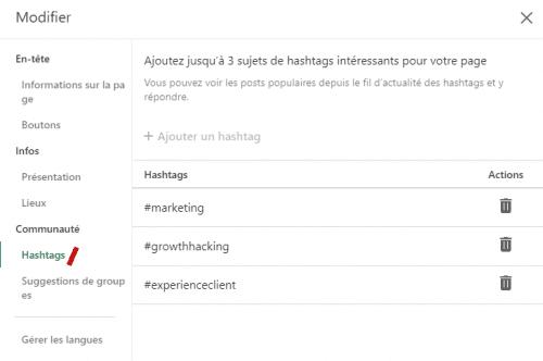 Utilisez les Hashtags LinkedIn pour être plus visible sur Linkedin ! 31