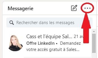 Comment envoyer un message groupé à ses contacts Linkedin ? 7