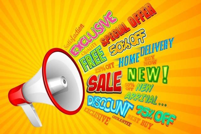 7 idées de promotions rentables à mettre en place en 24 heures chrono ! 12