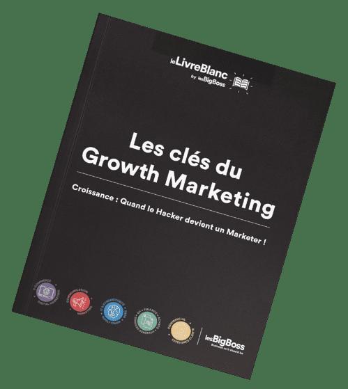 Les clés du Growth Marketing - Livre Blanc Les big Boss 12