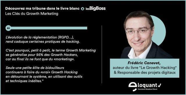 Les clés du Growth Marketing - Livre Blanc Les big Boss 4