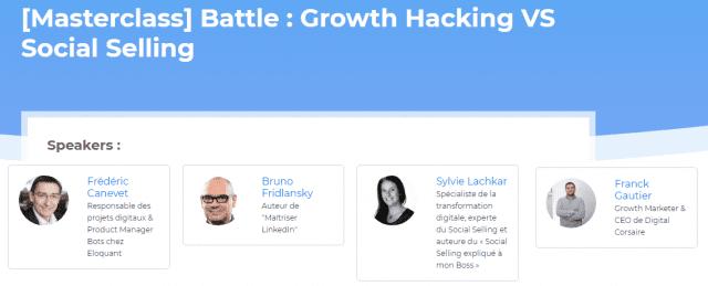 RDV le 22 Juin avec Seth Godin lors de l'Inbound Marketing France 2021 + ma conférence Social Selling & Growth Hacking 7