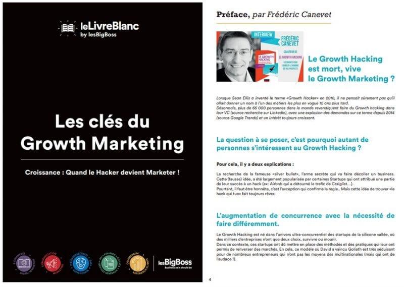 livre growth marketing