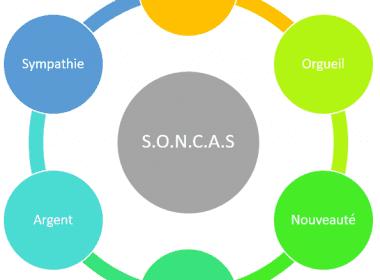 Adaptez le contenu de votre blog pour convaincre via la méthode SONCAS et le MBTI 5