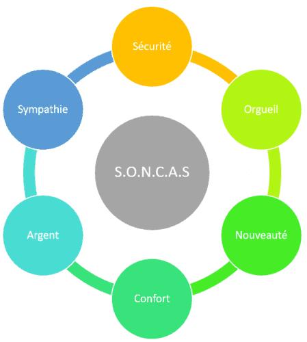 Adaptez le contenu de votre blog pour convaincre via la méthode SONCAS et le MBTI 8