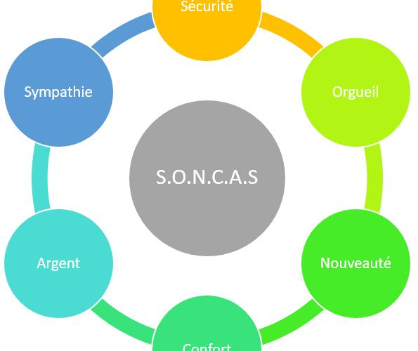 Adaptez le contenu de votre blog pour convaincre via la méthode SONCAS et le MBTI 4