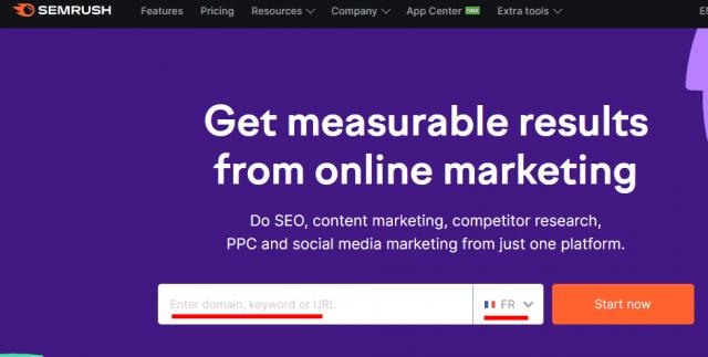 Quel est le meilleur outil gratuit pour analyser le référencement et le trafic d'un site web ? Semrush ou SimilarWeb ? 8