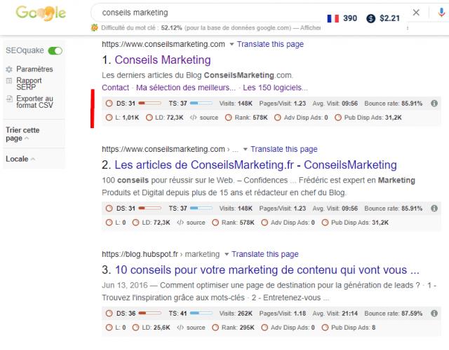 Quel est le meilleur outil gratuit pour analyser le référencement et le trafic d'un site web ? Semrush ou SimilarWeb ? 37