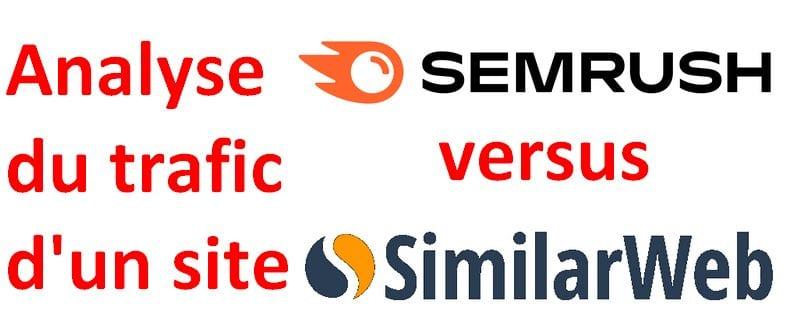Quel est le meilleur outil gratuit pour analyser le référencement et le trafic d'un site web ? SEMrush ou SimilarWeb ? 5