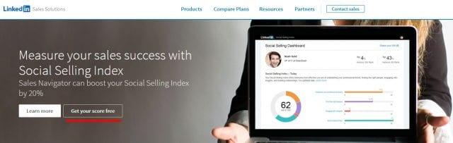 Vérifiez vos performances sur Linkedin grâce au Social Selling Index ! 5