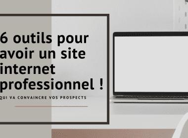 6 outils pour avoir un site internet professionnel ! 67