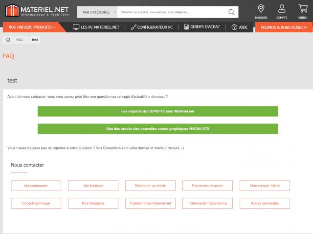 Découvrez comment réduire l'effort client dans un parcours client - Témoignage de Materiel.net 10