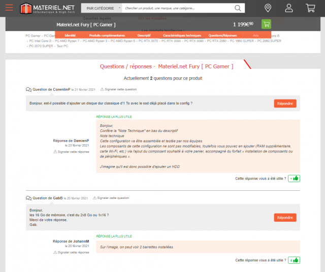 Découvrez comment réduire l'effort client dans un parcours client - Témoignage de Materiel.net 12