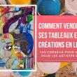 Comment vendre ses tableaux et ses créations en ligne ? 7 conseils pour les artistes peintres qui veulent vendre sur Instagram ! 34