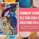 Comment vendre ses tableaux et ses créations en ligne ? 7 conseils pour les artistes peintres qui veulent vendre sur Instagram ! 84
