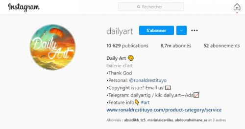 Comment vendre ses tableaux et ses créations en ligne ? 7 conseils pour les artistes peintres qui veulent vendre sur Instagram ! 5