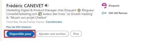 Comment ajouter le badge Hiring sur votre profil LinkedIn ? 16