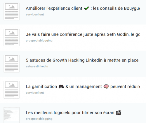 Comment utiliser les emojis dans Linkedin ? 9